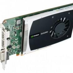 Placa video second hand nVidia Quadro 2000, 1 GB DDR5, 128 bit, PCI-e
