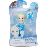 Frozen - Mini Figurina Elsa in Rochita de Gala - Figurina Povesti Hasbro