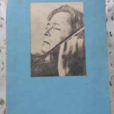 Enescu - George Balan, 402448 - Carte Arta muzicala