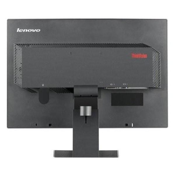Monitor 22 inch LCD, Lenovo ThinkVision L2250p, Black foto mare