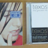 Texas - The Greatest Hits (2CD) - Muzica Rock universal records