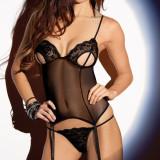 H543-1 Desu sexy cu decupaj la bust - Dres, Marime: S/M