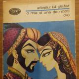 Cartea celor o mie si una de nopti prima editie vol 14 din 14 noptile 938-1001 - Carte de povesti