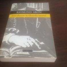 RAYMOND ARON, INTRODUCERE IN FILOZOFIA ISTORIEI.DESPRE LIMITELE OBIECTIVITATII..