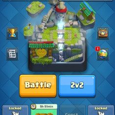 Cont clash royale- 9 leg, arena 10 - Jocuri Logica si inteligenta
