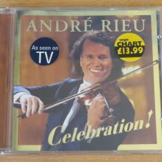 Andre Rieu - Celebration! CD, universal records