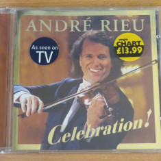 Andre Rieu - Celebration! CD - Muzica Opera universal records