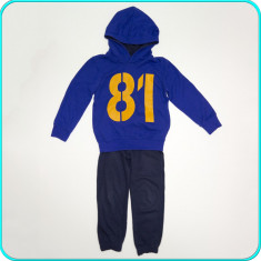 DE FIRMA → Trening bumbac, pantaloni+hanorac, ZARA → baieti | 5-6 ani | 110-116, Marime: Alta, Culoare: Din imagine