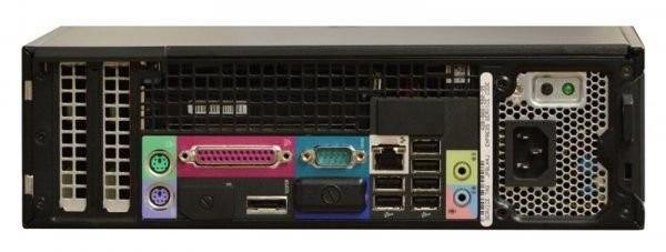 Calculator Dell Optiplex 980 Desktop, Intel Core i5 650 3.2 GHz, 2 GB DDR3, 250 GB SATA, DVD-ROM foto mare