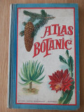 ATLAS BOTANIC, 1930- cuprinzand 586 de gravuri in color- CARTONATA