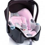 Scaun auto copii Bellelli Nanna Guri Shinning Pink Grupa 0+ (0-13 Kg)