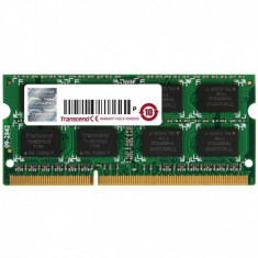 Memorie laptop Transcend 8GB DDR3 1600MHz CL11 - Memorie RAM laptop