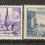 Franta.1945 Orase disruse XF.177, Nestampilat