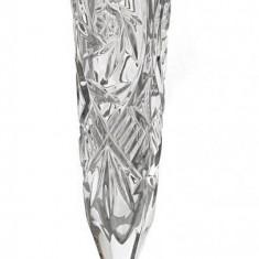 Vaza cu picior 20x7 cm - Cristal Bohemia, Cod Produs:727