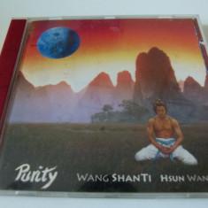 Wang Shanti - Purity -cd - Muzica Ambientala Altele
