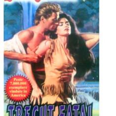 LINDA  SANDIFER  -  TRECUT  FATAL  - historical  romance  , colectai DUO