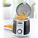 GOURMETmaxx Multi friteuza de uz casnic  economie de spatiu 840W
