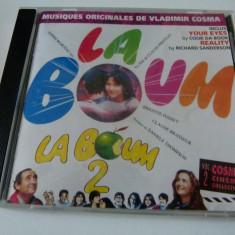 Vladimir Cosma - La boum - cd - Muzica soundtrack Altele