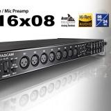 Placa de sunet TASCAM 16x08 USB