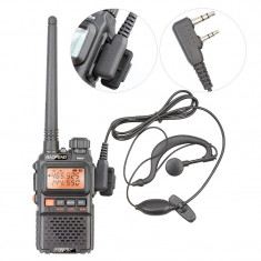 Statie radio portabila Baofeng BF-UV3R+