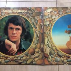 Adamo kieselsteine album disc vinyl lp muzica pop slagare usoara germany 1972, VINIL
