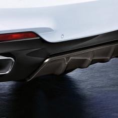 Difuzor Bara Spate + Ornamente Toba BMW X6 F16 2014-> AL-220817-27 - Bara Spate Tuning