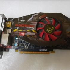 Placa video XFX Radeon HD 5770 1GB 128-Bit DDR5 PCI E - poze reale - Placa video PC XFX, PCI Express, Ati