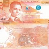 Filipine 20 Piso 2012 UNC - bancnota asia