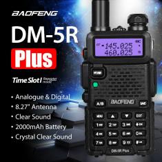Statie portabila digitala Baofeng DM-5R + cablu programare - Statie radio
