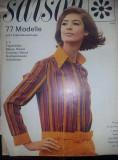 Revista vintage moda PRAMO 68,revista veche moda SAISON 67,de colectie,T.GRATUIT