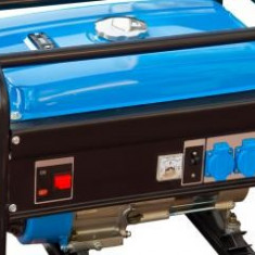 Generator electric pe benzina – 5500 W - Generator curent