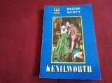 WALTER SCOTT - KENILWORTH, Walter Scott