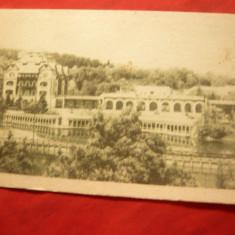 Ilustrata Ocna Sibiului , interbelica