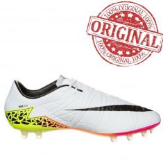 Ghete Fotbal Nike Cleats Hypervenom Phinish FG COD: 749901-108 - Produs original, Marime: 38.5, 39, 42, 42.5, Culoare: Din imagine, Barbati, Iarba: 1