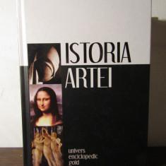 LAROUSSE ISTORIA ARTEI coordonatori ALBERT CHATELET, BERNARD PHILIPPE GROSLIER - Carte Istoria artei