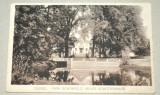 Carte postala veche Germania- Postkarte - CASSEL Park, Circulata, Fotografie