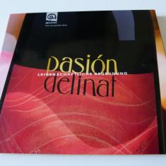 Pasion Delinat - cd - Muzica Ambientala Altele