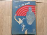 Stele Pe Cerul Muzicii Lubomir Doruzka 1985 carte arta muzica ilustrata hobby