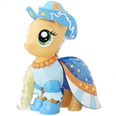 Set My Little Pony The Movie - Figurina Applejack cu Accesorii - Figurina Povesti Hasbro