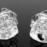 Set de 2 solnite - delfini Cristal Bohemia