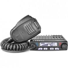 Statie Radio CB Avanti Supremo, Putere reglabila: 4-18W