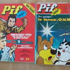 REVISTA PIF, doua numere- 315 si 411 - Reviste benzi desenate Altele