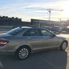 Mercedes-Benz C-Klasse, An Fabricatie: 2008, Motorina/Diesel, 242000 km, 1 cmc, Clasa C
