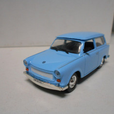 Macheta Trabant 601 Universal - Masini de Legenda Polonia 1:43