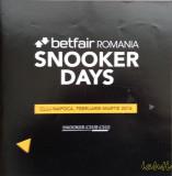 Snooker Days - Cluj-Napoca, 2016. Ken Doherty vs. John Higgins