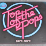 Top Of The Pops 1975 - 1979 (3CD) - Muzica Pop universal records