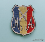 Ecuson Militar Romania  -  MILITAR  ANGAJAT PE BAZA DE CONTRACT