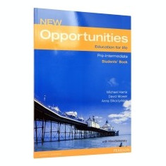 New Opportunities Pre-Intermediate. Student's Book - Certificare