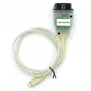 Interfata diagnoza tester + CD vw seat audi skoda VAG PRO CAN BUS+UDS+K-line