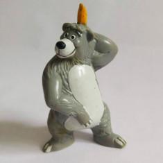 Figurina Baloo Cartea junglei Bullyland Disney Made in Germany, Jungle Book - Figurina Desene animate